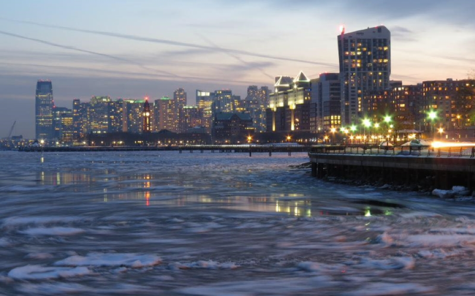 City of Hoboken: Building urban resilience in the square mile city
